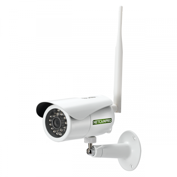 NetCamPro NCP2475e Wireless/POE Outdoor Security Camera