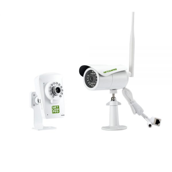 NetCamPro Camera Bundle