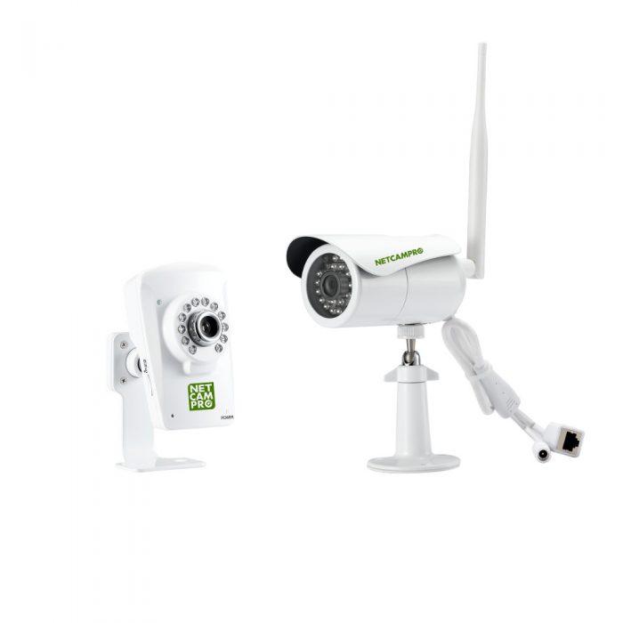 NetCamPro Camera Bundle